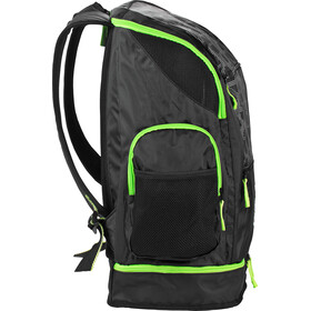 arena Spiky 2 Large Backpack 40l black x-pivot-fluo green